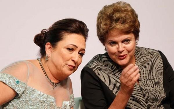 Kátia & Dilma
