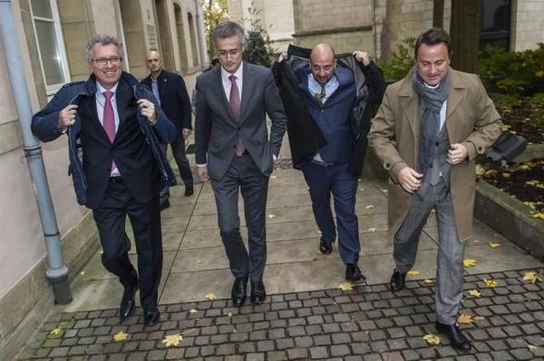 Em novembro, ministros de Luxemburgo se reuniram após vazamento do LuxLeaks que botou em xeque paraíso fiscal europeu