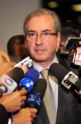 Eduardo Cunha. Foto: Zeca Ribeiro / Câmara dos Deputados