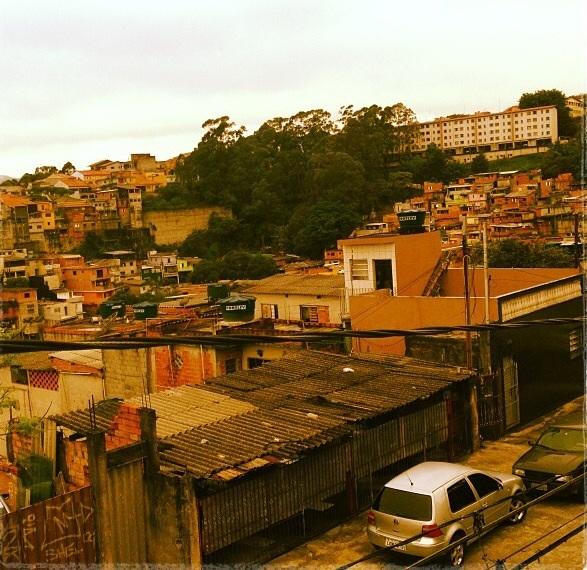 Ascender é quase um milagre para quem nasce num bairro pobre