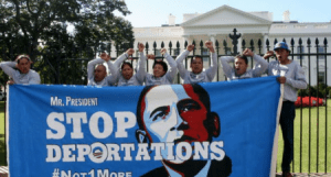 protesto EUA