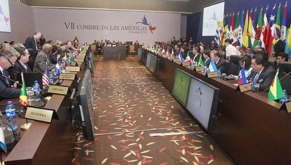 Los cancilleres que asistieron a la cita discutieron sobre ocho ejes centrales de acción | Foto: laestrella.com.pa