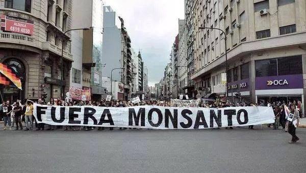 Fuera Monsanto