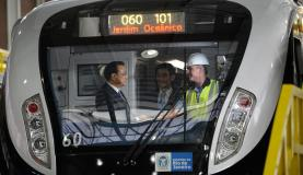 Governador do Rio e o primeiro-ministro em