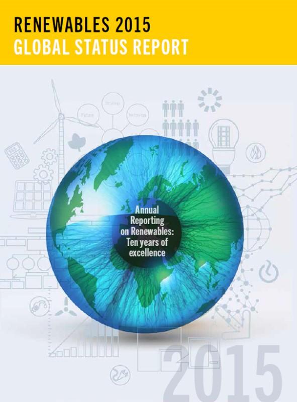 Relatorio Renewables 2015 Global Status Report