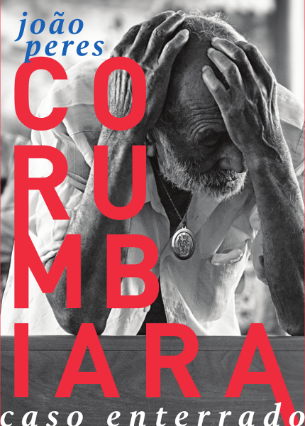 Capa do livro Corumbiara