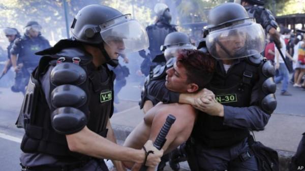 14Brutalidade policial