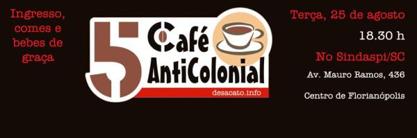 Banner 5 Café Facebook com endereco