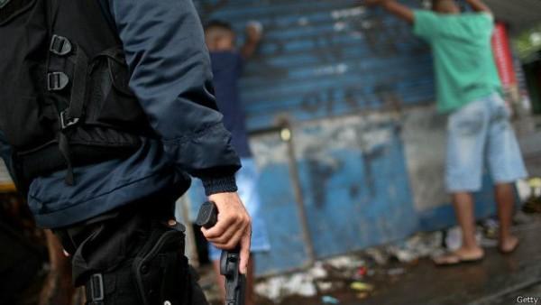 Policia do Rio de Janeiro