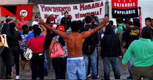 Relatório de violência policial no Município de São José SC