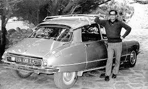 Carro de Neruda e Mario Araya Osorio