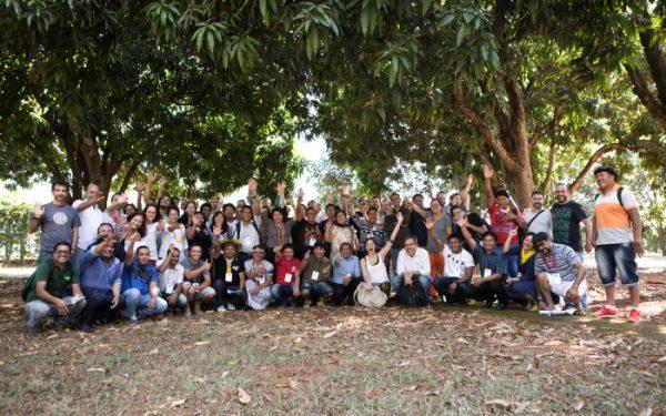 Oficina reuniu cerca de 80 lideranças de povos da floresta em Brasília   Instituto Socioambiental (ISA)