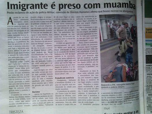 imigrante Senegal
