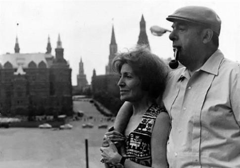 Neruda e Matilde