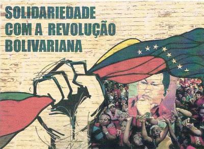 Solidariedade com a Venezuela