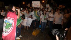 Estudantes de todo o país se mobilizam na Primavera Secundarista. Foto: Marcos Corbari\MPA.