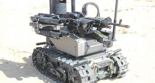 As armas autônomas selecionam os seus alvos e disparam sem intervenção humana