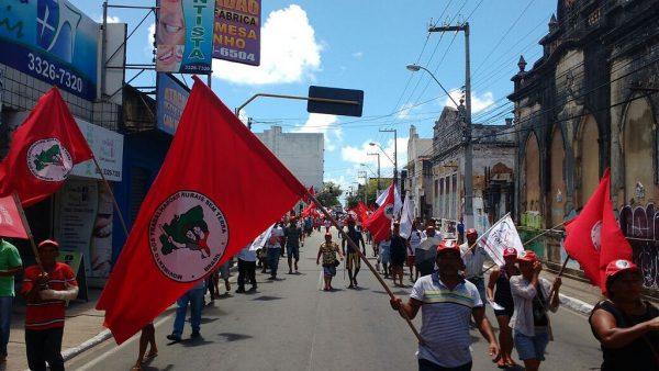 Sem Terra de toda Alagoas mobilizam-se contra a paralisia da Reforma Agrária