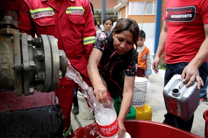 A crise hídrica boliviana: entre o presente e o passado