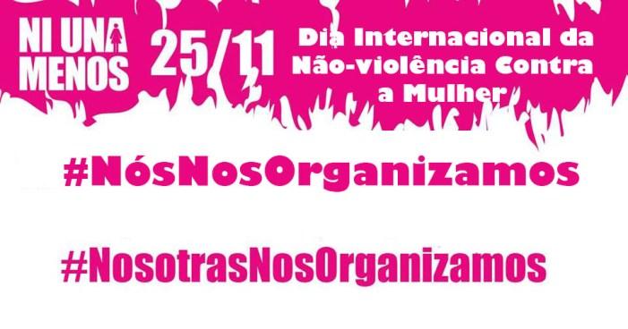 25 de novembro: Greve Mundial de Mulheres