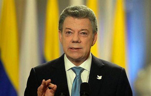 Governo de Juan Manunel Santos fecha novo acordo com FARC. Agência EFE