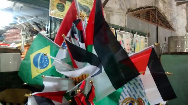 Resistência e ação na solidariedade ao povo palestino