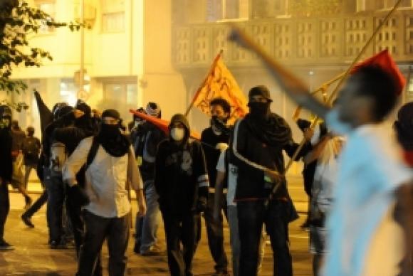 Jornalistas correm riscos ao cobrir manifestações de rua no Brasil. Foto: EBC