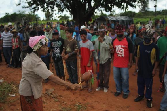 Parlamento Europeu apela às autoridades brasileiras pela proteção e demarcação das terras Guarani e Kaiowá