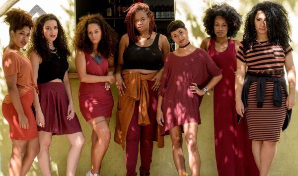 d355af18d Grupo de rap de mulheres utiliza sua música na luta contra o machismo.  Foto: Gil Luiz Mendes.