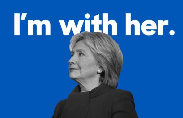Estou com ela