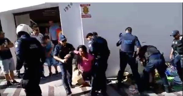 Guarda Municipal expulsa violentamente família indígena das ruas de Caxias do Sul