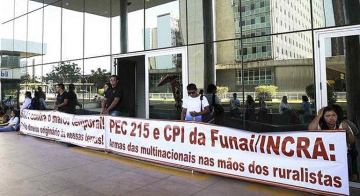 CPI da Funai/Incra 2 se afirma como tribunal de exceção para quebrar sigilos de entidades