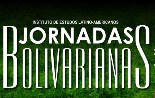 Jornadas Bolivarianas/ XIII Edição – Maio de 2017 – Chamada de Trabalhos