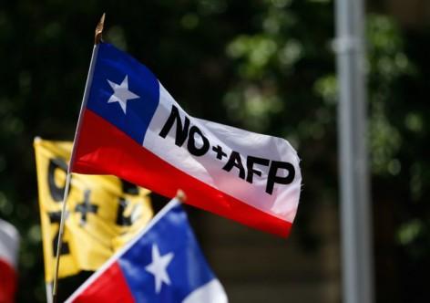 Porque os chilenos estão nas ruas contra a previdência privada
