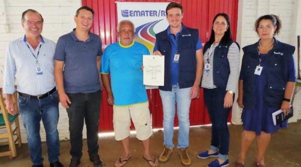 Comunidade recebe certificação  como remanescente dos quilombos