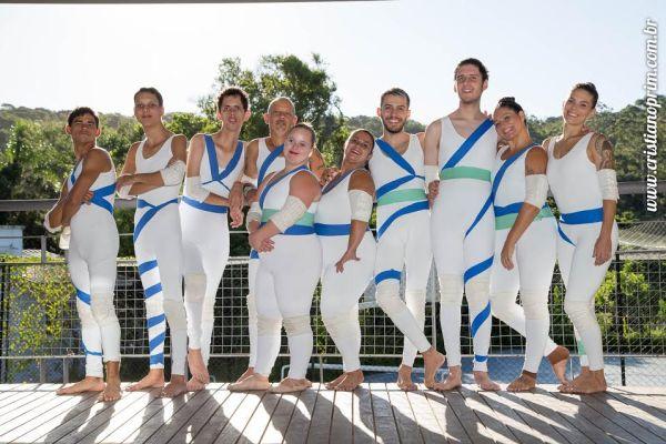 Legitimada pela Cateno, Companhia de Dança Lápis de Seda,  De Florianópolis, aposta na cartografia das diferenças