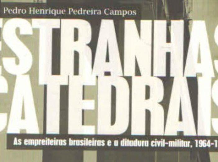 Relação promíscua entre empreiteiras e governo começou na ditadura militar
