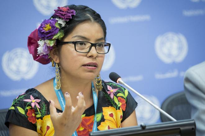 México: Mulheres indígenas criam agência de notícias mundial