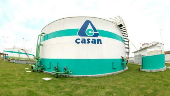 Casan terá que pagar multa por distribuir água imprópria aos consumidores na Capital