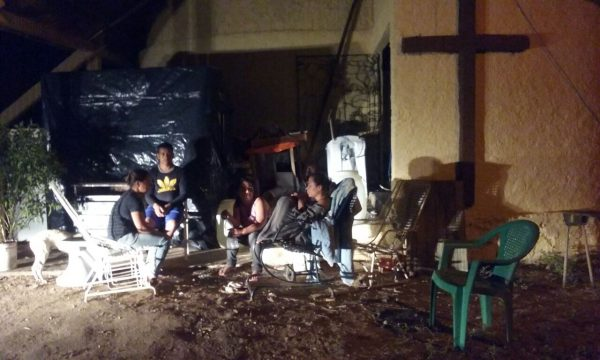 Aldeia é destruída e incendiada durante o despejo de 67 famílias Kariri Xocó de Paulo Afonso (BA)