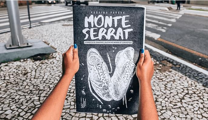 Trabalho que resgatou a história da conquista do Transporte Coletivo nos morros de Florianópolis busca por financiamento para impressão