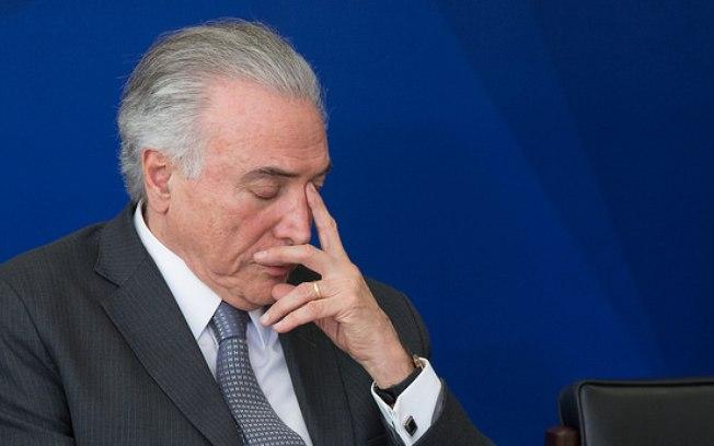 Decisão de Fachin contraria desejo de Michel Temer, que pediu para interrogatório ser analisado apenas após perícia. Foto: Lula Marques/Agência PT
