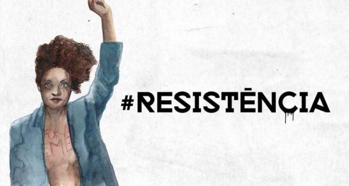 Estreia do doc #Resistência tem exibição ao ar livre seguida de debate