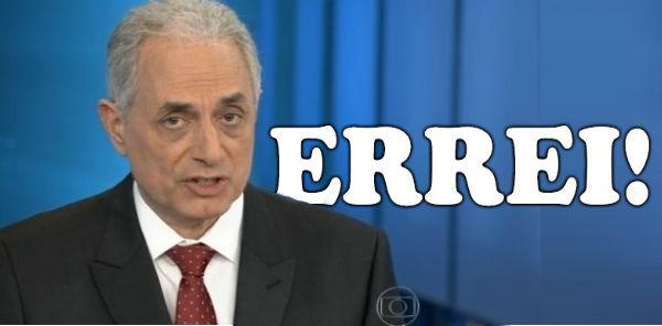 JN admite que não há conta de Lula e Dilma, só alegação de Joesley. Assista
