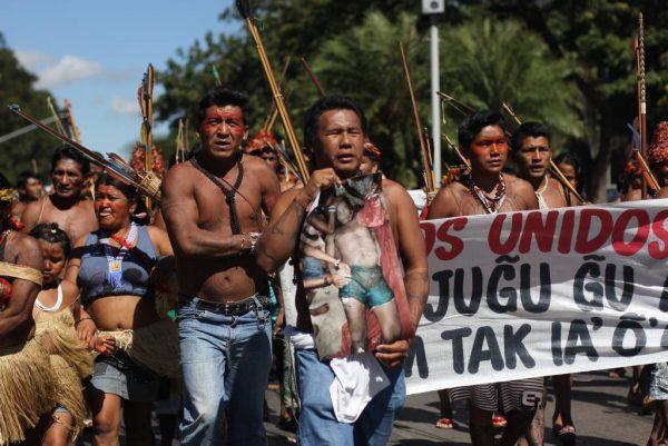 Organizações Munduruku se pronunciam contra garimpos nas terras indígenas do povo