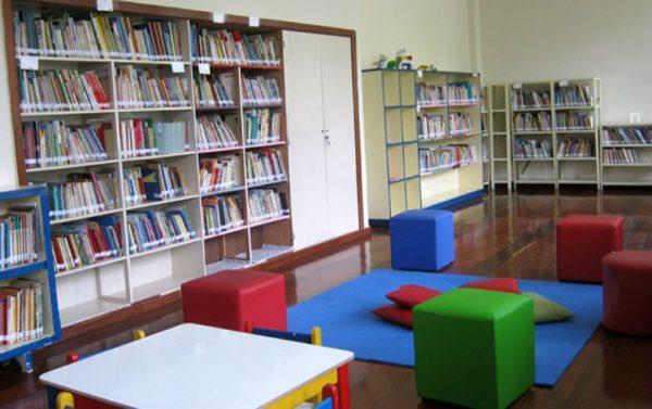 Gestão Doria transformou espaços dedicados à leitura em salas de aula convencionais para combater déficit (Foto: Reprodução)