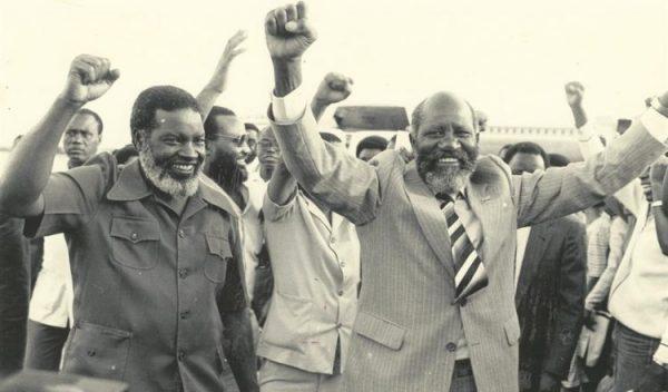 Morreu Herman Andiba, companheiro de cela de Nelson Mandela
