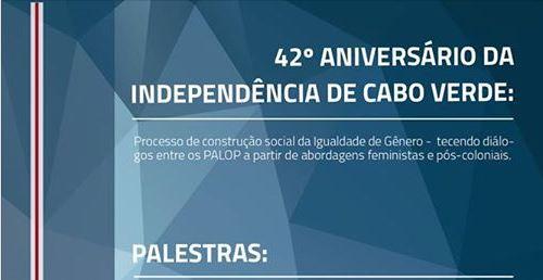 42º Aniversário da Independência de Cabo Verde na UFSC