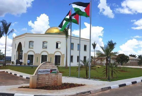 A islamofobia e as mentiras sobre a embaixada da Palestina no Brasil