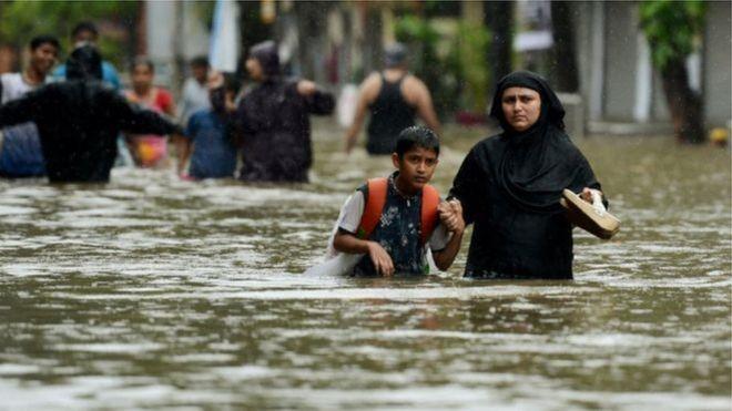 'Desastre ignorado': inundações na Índia, Bangladesh e Nepal deixam 1,2 mil mortos e milhões de desabrigados